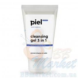 Piel PURIFYING GEL CEANSER 3in1 Гель для умывания для жирной/комбинированной кожи. Глубокое очищение