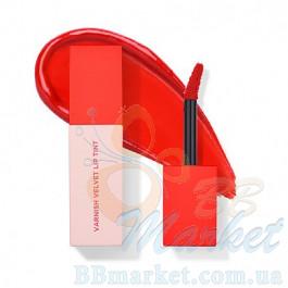 Тинт для губ HEIMISH Varnish Velvet Lip Tint #01 Cherry Tomato Red 4.5g