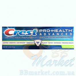 Лечебная зубная паста Crest Pro-Health Advanced Energizing Mint 113g