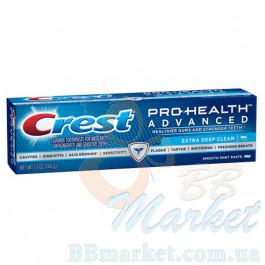 Зубная паста Crest Pro-Health Advanced Extra Deep Clean Smooth Mint 99g