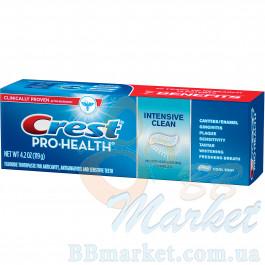 Отбеливающая зубная паста Crest Pro-Health Intensive Clean Cool Mint 119 g