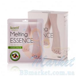 Маска для ног KOELF Melting Essence Foot Pack 16g