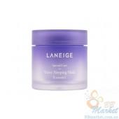 Увлажняющая ночная маска для лица с лавандой Laneige Water Sleeping Mask Lavender 70ml