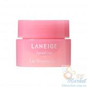 Ночная маска для губ с экстрактом ягод Laneige Lip Sleeping Mask Berry 3g