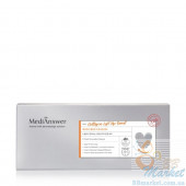 Пластыри для зоны подбородка ABOUT ME MediAnswer Collagen Lift-Up Band 3.8 g - 4шт.