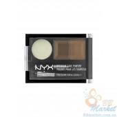 Набор для бровей NYX Eyebrow Cake Powder - 06