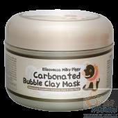 Пузырьковая маска для лица Elizavecca Carbonated Bubble Clay Mask 100ml