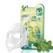 Elizavecca Маска С Экстрактом Центеллы Centella Asiatica Deep Power Ringer Mask Pack