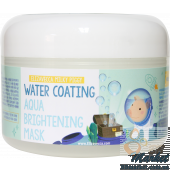 Elizavecca Маска Ночная Увлажняющая Milky Piggy Water Coating Aqua Brightening Mask