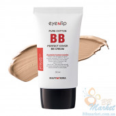 BB крем EYENLIP Pure Cotton Perfect Cover BB Cream 21 тон