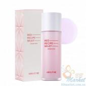 Увлажняющее молочко-тонер ABOUT ME Red Recipe Cleansing Milky Cream Skin 120ml