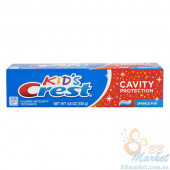 Детская зубная паста Crest Kid's Cavity Protection Sparkle Fun 130 g