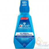 Ополаскиватель для полости рта Crest Mouthwash Pro-Health Multi-Protection Clean Mint 500 ml