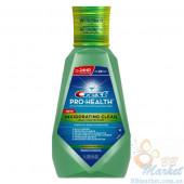 Тонизирующий ополаскиватель для полости рта Crest Mouthwash Pro-Health Multi-Protection Invigorating Clean Mint 1L