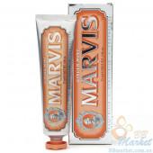 Зубная паста имбирь с мятой Marvis Ginger Mint 75 ml