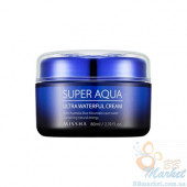 Интенсивно увлажняющий крем для лица MISSHA Super Aqua Ultra Waterful Cream 80ml