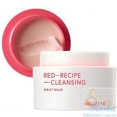 Очищающий бальзам для лица ABOUT ME Red Recipe Cleansing Milky Balm 90ml