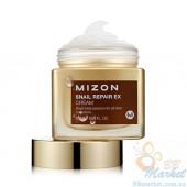 Улиточный крем для лица MIZON Snail Repair EX Cream 92% - 50ml