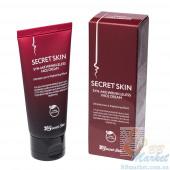 Крем для лица с пептидом змеиного яда Secret Skin Syn-Ake Wrinkleless Face Cream 50g