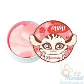 Гидрогелевые патчи для глаз с дамасской розой Secret Skin Pink Mimi Hydrogel Eye Patch 60шт