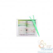 Наклейки для век двухстороние The Saem Duplex Eyelid Sticker 22 пары