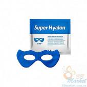 Гидрогелевые патчи под глаза VT COSMETICS Super Hyalon Eye Patch 8.1g x1шт.