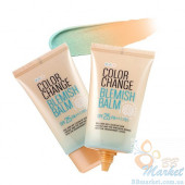 ББ крем Welcos Color Change BB Cream SPF25 50ml